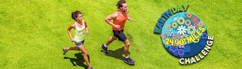 Earth Day Challenge 5k 10k Virtual Run