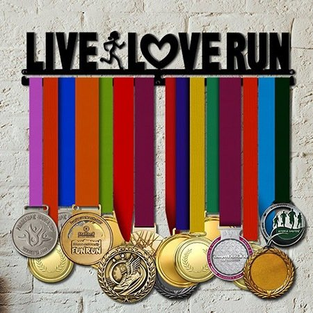 Live Love Run Virtual Race with Medals