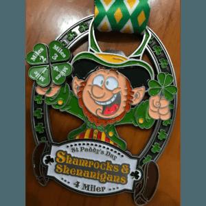 St. Patricks Day Virtual Run Event