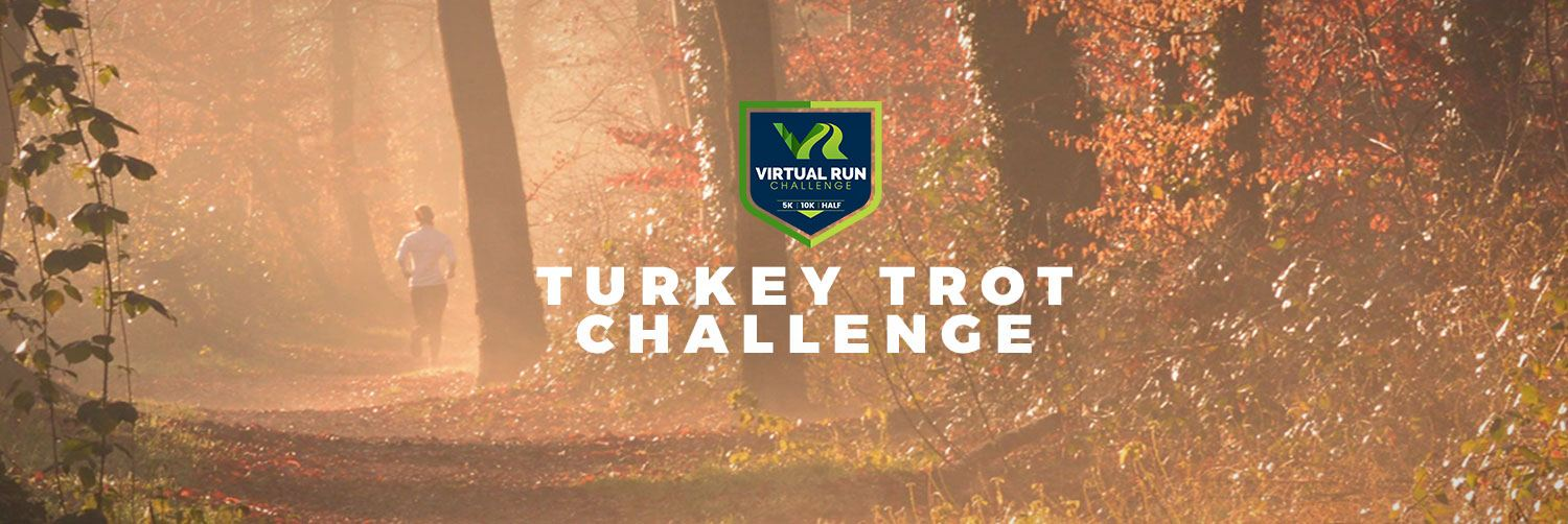 Turkey Trot Run Runner