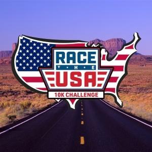 Race the USA Virtual Run 10k Challenge