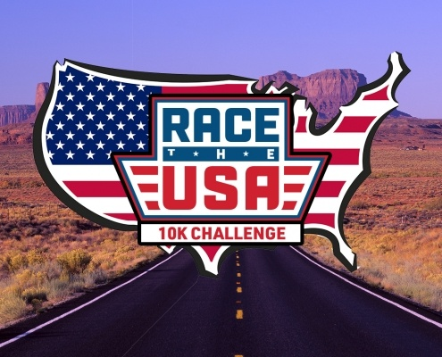 Race the USA Virtual Run 10k Challenge