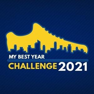 My Best Year Challenge Logo
